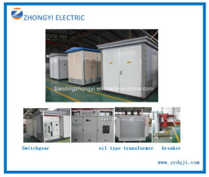Electrical Transmission System Outdoor Box-Type Power Distribution Substation pictures & photos