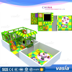 Naughty Castle Indoor Soft Playground for Children pictures & photos