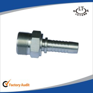 Male 24 Degree Cone Seat Germany Metric Pipe Fittings pictures & photos
