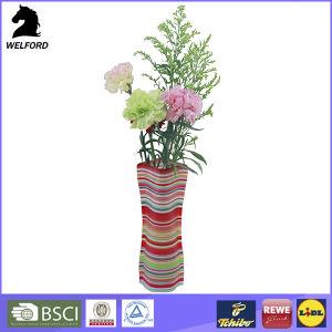 environmental Friendly Reusable Flexible Flower Vase pictures & photos