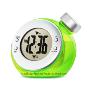Water Powered Alarm Clock, Desk Clock, Table Clock pictures & photos