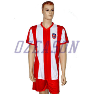 2016 New Design Sublimation Soccer Jersey for Man pictures & photos