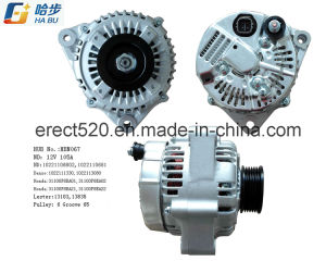 Auto Alternator Fits for Honda 12V105A 1022110680, 31100p8ea01 pictures & photos