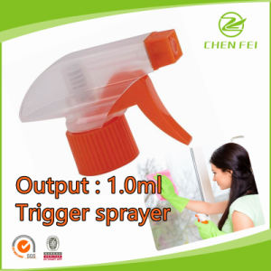 28/410 Closure Size Output 1.0ml Plastic Trigger Sprayer for Cleaner pictures & photos