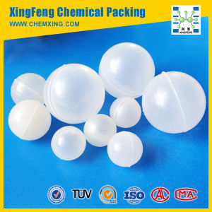 Polypropylene Hollow Floatation Balls Plastic Random Packing pictures & photos