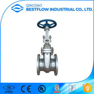 Chinese Supplier Steel Gate Valve pictures & photos