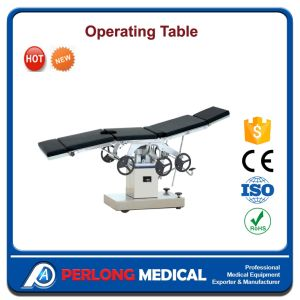 Multi-Purpose Operating Table, Side-Controlled Operation Table pictures & photos