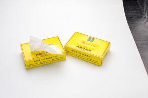White Soft Box Facial Tissue, Party Facial Tissue Paper pictures & photos