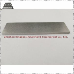 Pure Molybdenum Sheet / Moly Plate Six-Side Ground Finish pictures & photos