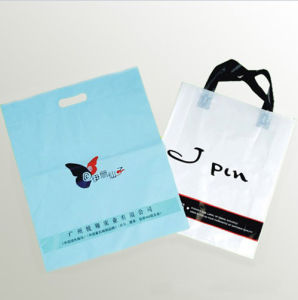 HDPE/LDPE Plastic Shopping Bags pictures & photos