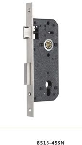 Stainless Steel Mortise Door Lock/Lock Body/Lock (8516-45SN) pictures & photos