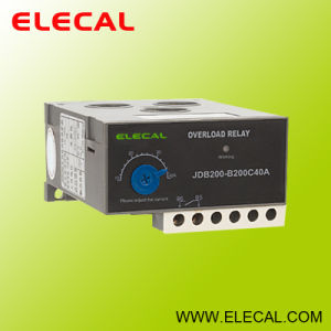 Jdb200-B Series Solid State Overload Relay pictures & photos