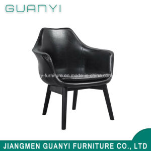 Chinese Genuine Leather Dining Room Chair pictures & photos