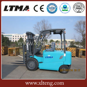 Ltma Competitive Price Forklift 3 Ton Electric Forklift pictures & photos