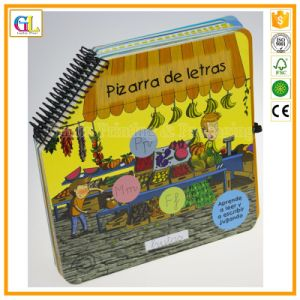 Children Book Printing in spiral Binding with Pen pictures & photos