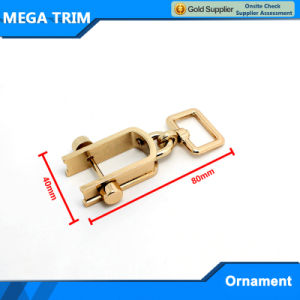 High Quality Bag Fitting Hardware Gold Bag Accessory pictures & photos