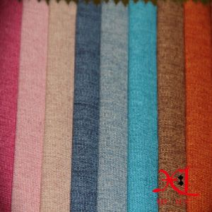 Wholesale Wowen Polyester Upholstery Decorate Velour Fabric for Sofa/Textile pictures & photos