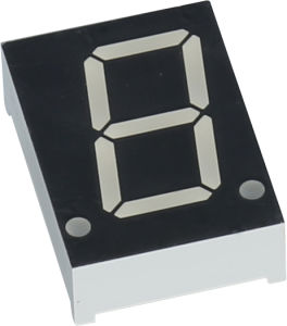 High Quality signal-Digit 7 Segment LED Display pictures & photos