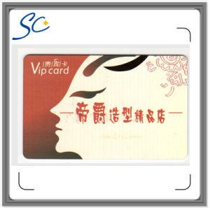 ISO Credit Size Colorful Printing Smart PVC Membership Card