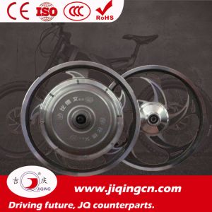 16 Inch Low Noise Electric Bicycle Parts Brushless Motor with Ce pictures & photos