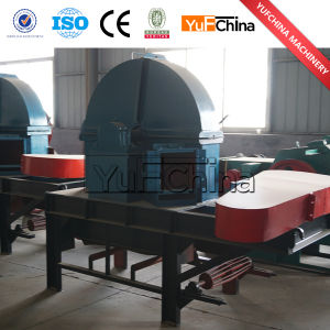 Industrial Portable Disc Type Wood Crusher pictures & photos