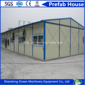 Prefabricated House/Prefab House/Mobile Container House for Labor/Office/Hotel pictures & photos
