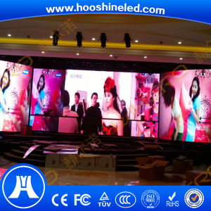 High Reliability Indoor Full Color P3.91 LED Truck Display pictures & photos