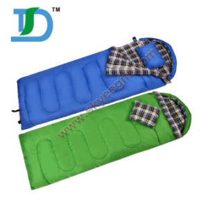 Outdoor Camping Warm Mummy Best Sleeping Bag pictures & photos