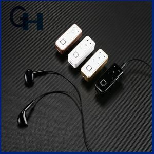 Bluetooth Headphones, Wireless Headset V4.1 Heavy Bass Stereo in Ear Earbuds Noise Isolating Waterproof Sports Earphones with Mic - (gold) pictures & photos