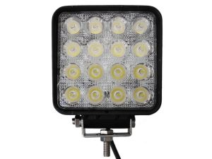 48W LED Working Light for Offroad, TV, Caravans LED Work Lamp with Waterproof pictures & photos