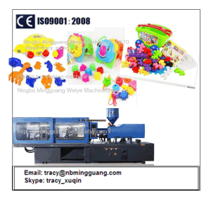 Plastic Toy Injection Molding Molding Machine pictures & photos