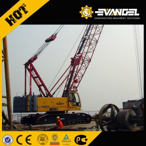 Sany 55 Ton Mini Telescopic Boom Hydraulic Crawer Crane (SCC550E) pictures & photos