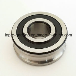 U Groove Guide Way Track Roller Ball Bearing Lfr50/8npp pictures & photos