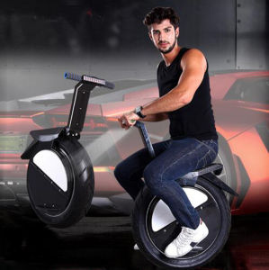 17inches Monocycle Motor Electric Self Balance Unicycle pictures & photos