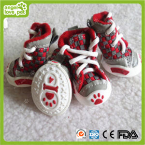 Pet Woven Shoes Dog Comfortable Shoes pictures & photos