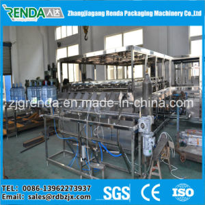 Barreled Water Filling Line for 3gallon/5gallon Filling Machine pictures & photos