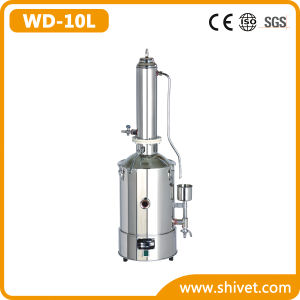Water Distilling Apparatus Tower Type (WD-10L) pictures & photos