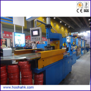 Hooha Wire and Cable Coating Machine pictures & photos