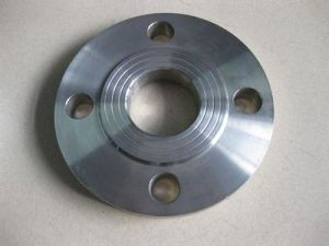 Custom Stainless Steel CNC Machining Flange pictures & photos