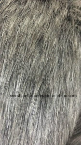 New High Pile Fur Fabric for Garment/POM/Shoe pictures & photos