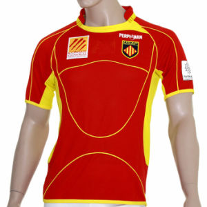 OEM Service Supply Type Adults Age Group Sublimated Rugby Jersey pictures & photos