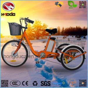 Easy Ride Safe 250W Electric Tricycle for Older pictures & photos