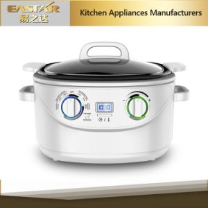 Stainless Steel LED Display Programmable Multi Cooker pictures & photos