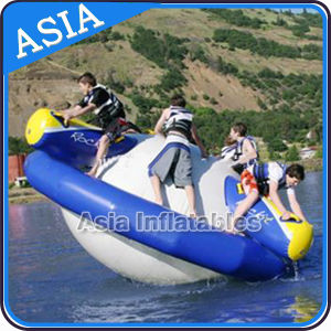 Hot Sale Inflatable Water Saturn Rocker pictures & photos