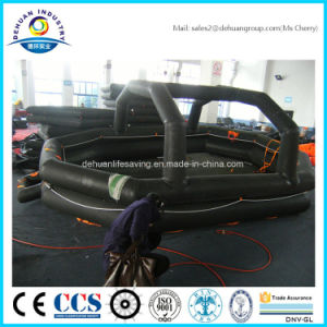 16 Person Marine Life Raft with Solas pictures & photos