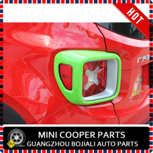 Auto Accessory ABS Material Green Style Rear Lamp Cover for Renegade Model (2PCS/SET) pictures & photos