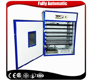 Holding 1056 Eggs Commercial Digital Industrial Small Egg Incubator Thermostat pictures & photos