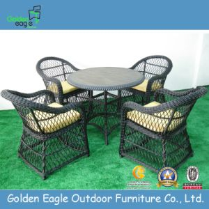All-Weather Wicker Balcony Chat Set (TY0016)