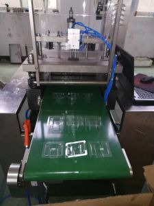 PVC Shape Forming Machine for Razor/Shaver/Toothbrush pictures & photos