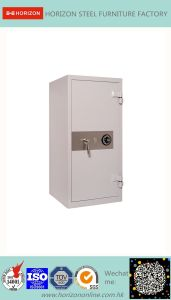 Steel Safe with Fileproof with 2 Retractable Doors Filing Cabinet pictures & photos